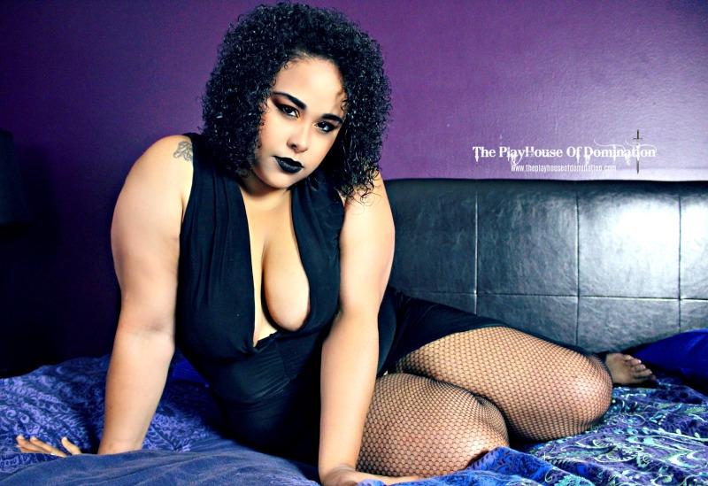 Sensual BBW Mistress